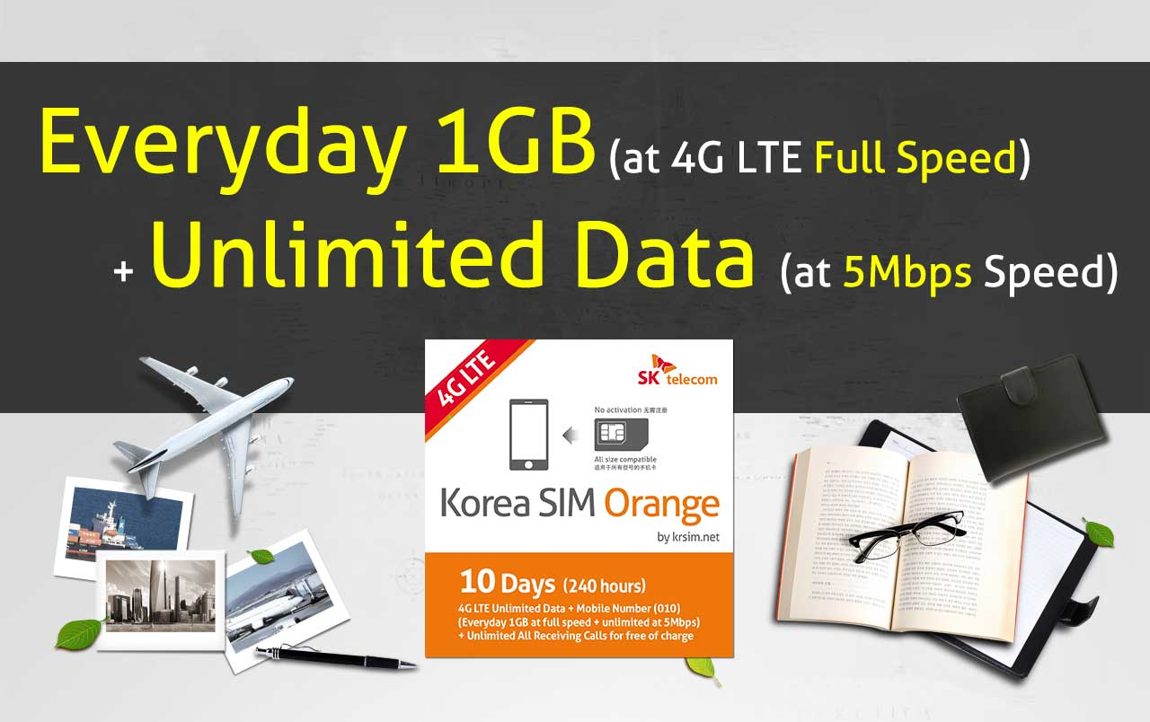 4G LTE unlimited data